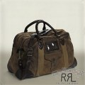 RRL : Fairbanks Canvas Duffle