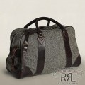 RRL : Tweed Fairbanks Duffle