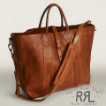 RRL : Vintage Model Leather Tote