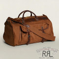 RRL : Manx Canvas Duffel