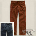 RRL : Garment-Dyed Twill Chino