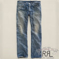 RRL : Slim Bootcut Midland Denim