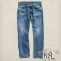 RRL�����֥륢���륨�� : Low-Straight Ironwood Denim