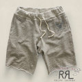 RRL : Fleece Cutoff Short