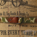 Camo Webbed Belt