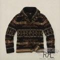 RRL : Shawl-Collar Cardigan