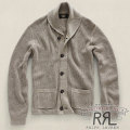 RRL�����֥륢���륨�� : Cotton Shawl-Collar Cardigan