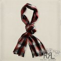 RRL�����֥륢���륨�� : Selvedge Red Plaid Scarf