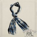RRL�����֥륢���륨�� : Blue Buffalo Cotton Scarf