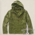 RRL : RRL Hooded Flight Jacket