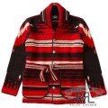 RRL/ダブルアールエル : Wool-Blend Trapper Jacket [ウール麻混/ネイティブ柄/トラッパージャケット]