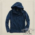 RRL�����֥륢���륨�� : Hooded Jersey Anorak