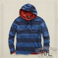 RRL�����֥륢���륨�� : Striped Reversible Hoodie