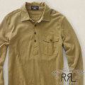 RRL�����֥륢���륨�� : Long-Sleeved Military Popover
