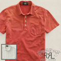 RRL�����֥륢���륨�� : Sun-Faded Pocket Polo