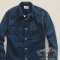 RRL : Star Iron Ore Shirt