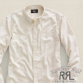 RRL : Printed Striped Workshirt