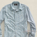 RRL : Rennes Stripe Workshirt