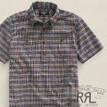 RRL : Reliance Plaid Shirt