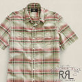 RRL : Short-Sleeved Farrell Shirt