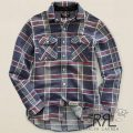 RRL�����֥륢���륨�� : Matlock Plaid Workshirt [���åȥ󥸥㥫���ɡ������å����������ŵ�����]