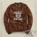 RRL�����֥륢���륨�� : Fleece New York Sweatshirt