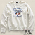 RRL : Fleece Crewneck Sweatshirt