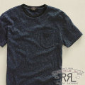 RRL : Overdyed Pocket T-Shirt