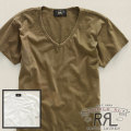 RRL : Lightweight V-Neck Tee