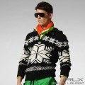 RLX ���ե?���RLX Ralph Lauren : Hooded Zip Intarsia Sweater