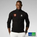 RLX�����ե?��� : Full-Zip Fleece Track Jacket