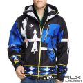 RLX�����ե?��� : Waterproof Hooded Jacket [�ɿ�3�ع�¤���ͥ��ƥ��������ա��ɡ�������ɥ֥졼����]