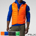 RLX�����ե?��� : Water-Repellent Air Down Vest