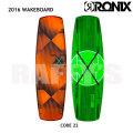 RONIX ��˥å��� 2016 Code 22 Intelligent Wake Core 135cm ���������ܡ���