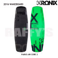 RONIX ��˥å��� 2016 Parks �ѡ����� Camber Air Core2 �������� 139cm[���������ܡ���]