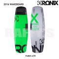 RONIX ��˥å��� 2016 Parks �ѡ����� Camber ATR Edition 134cm[���������ܡ���]