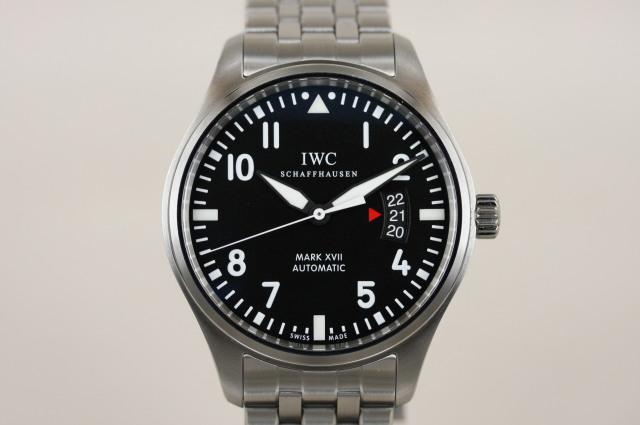IWC マークXVII IW326504