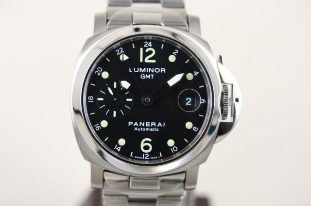 パネライ ルミノールGMT PAM00160