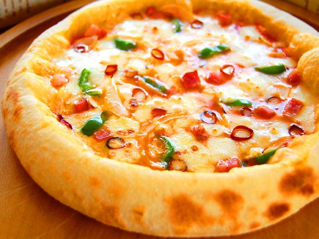 ピザ 辛口マルゲリータ