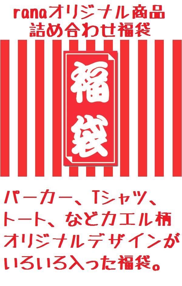 2017 ranaオリジナル商品福袋