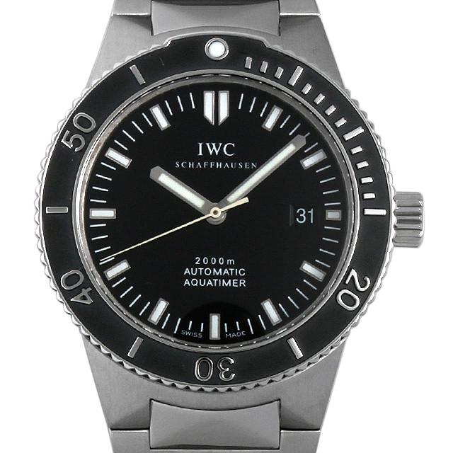 IWC GSTアクアタイマー IW353602(3536-002) 中古 メンズ
