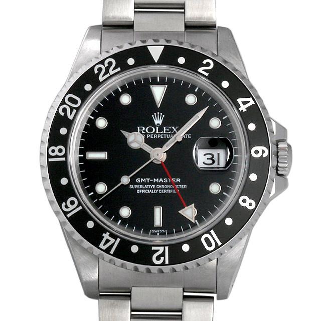 GMTマスター 黒ベゼル 16700 メイン画像
