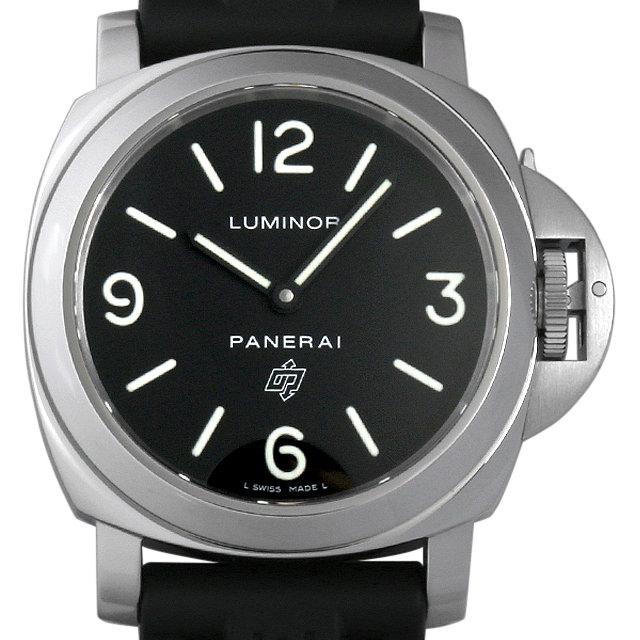 パネライ ルミノールベース ロゴ N番 PAM00000 中古 メンズ