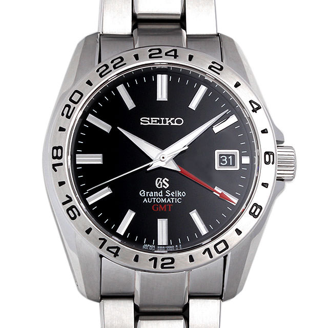 グランドセイコー メカニカル GMT マスターショップ限定 SBGM001 メイン画像
