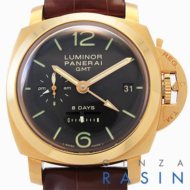 ルミノール1950 8DAYS GMT PAM00289 メイン画像