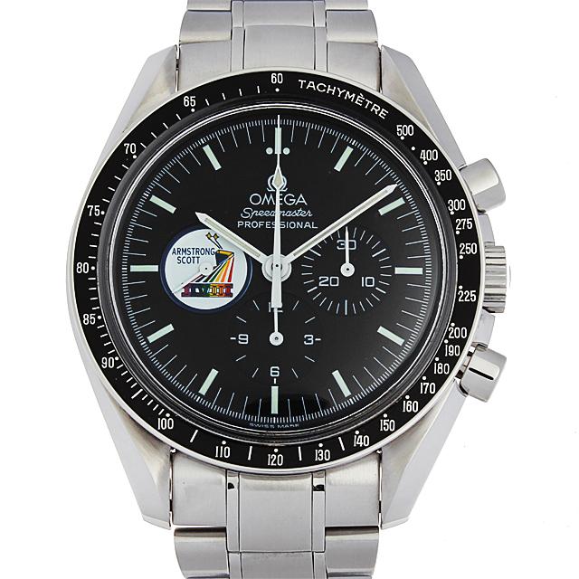 スピードマスター プロフェッショナル ミッションズ ジェミニ8号 3597-06 メイン画像