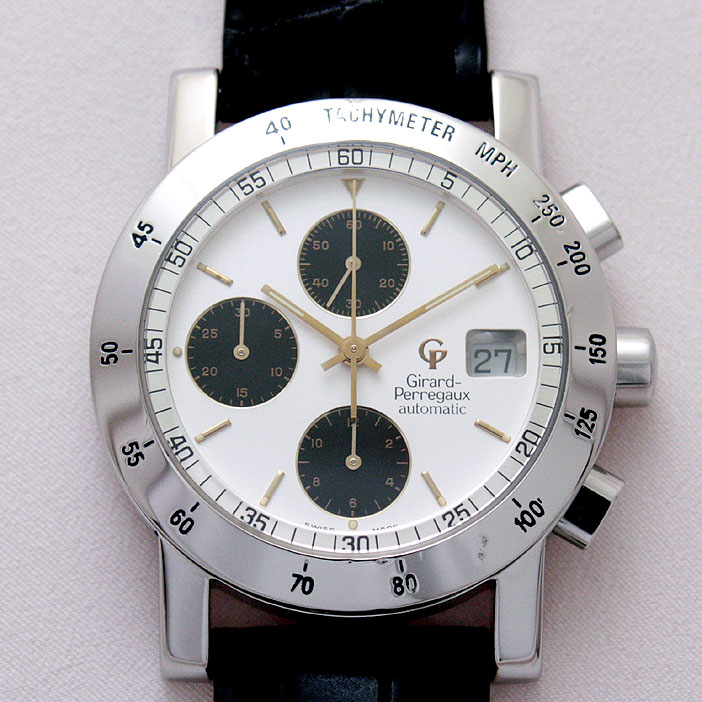 ジラールペルゴ(Girard-Perregaux)GP7000 クロノグラフ 7050