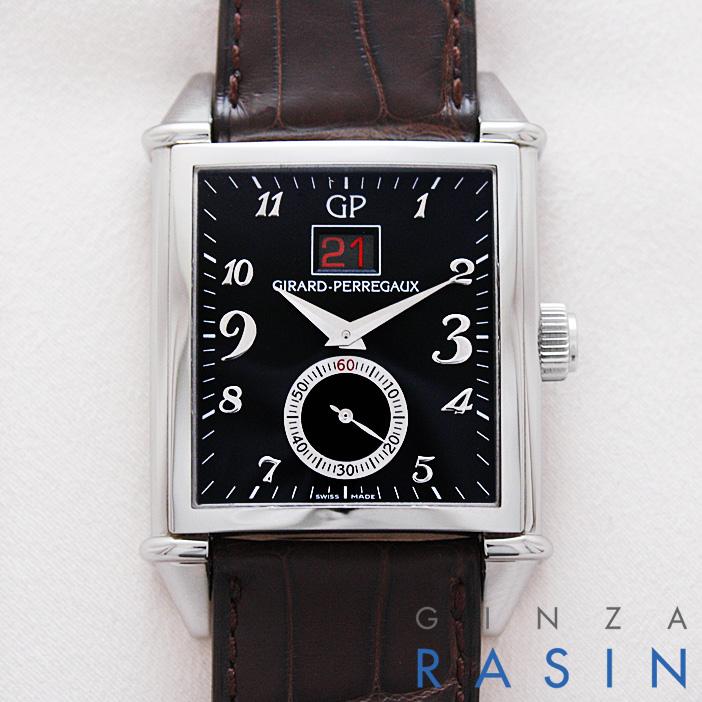 ジラールペルゴ(Girard-Perregaux)ヴィンテージ1945 キングサイズ 限定モデル 25805-11-621-0