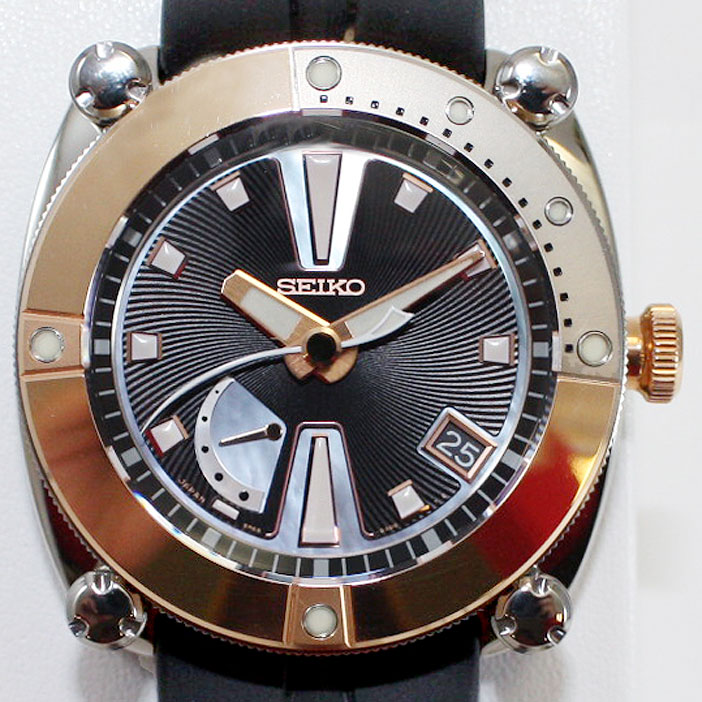 セイコー(SEIKO)ガランテ ハイエンドモデル SBLA020 時計銀座羅針RASIN