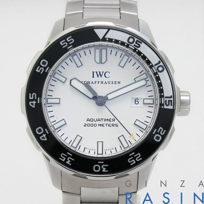 IWC アクアタイマー オートマチック2000 IW356805(3568-05) メンズ
